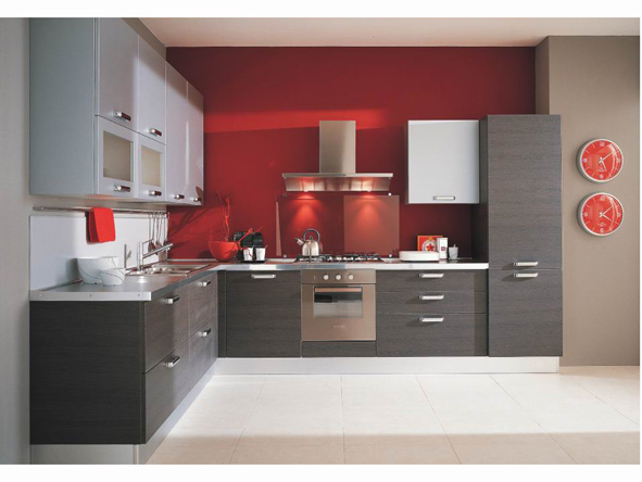 Laminate Cabinets, Atra interior design group