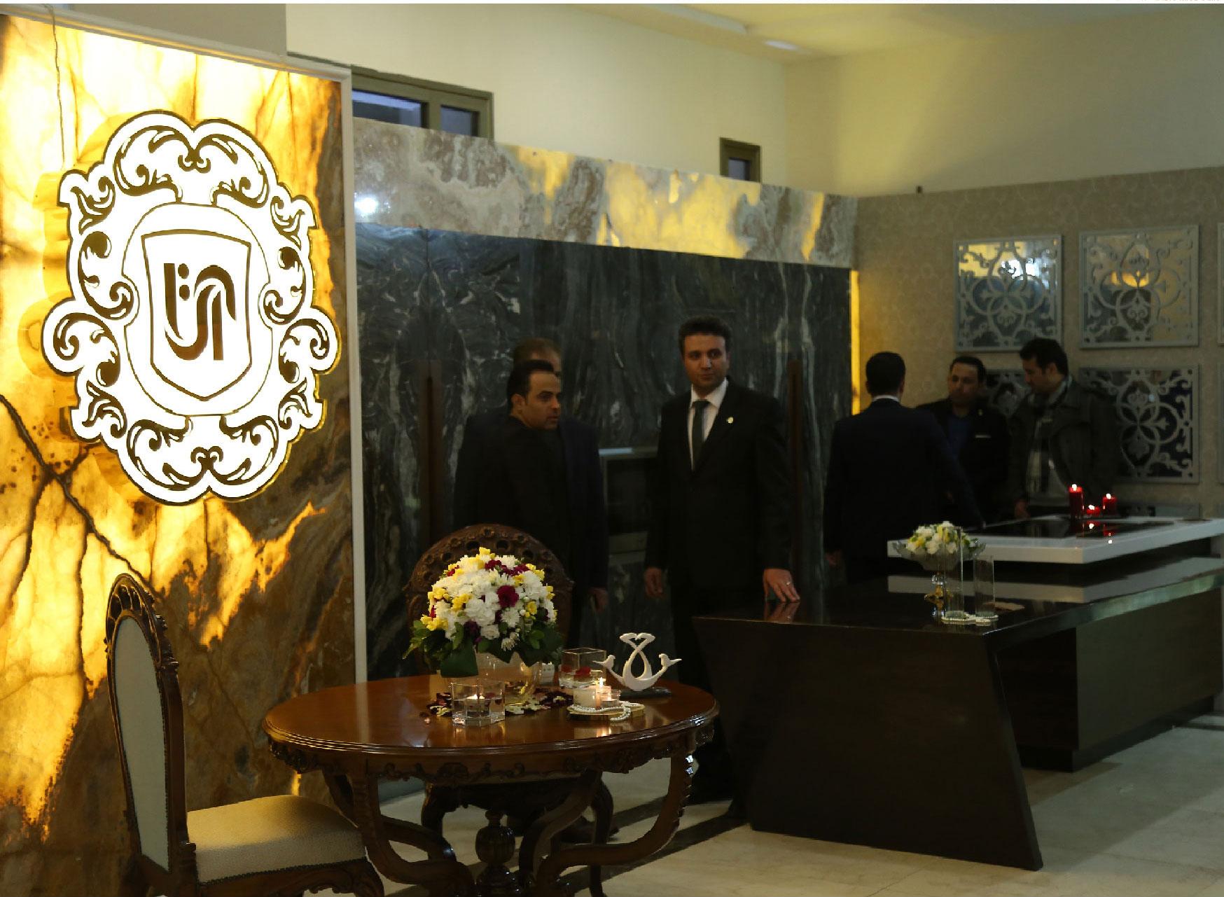همایش برج سپید، گروه طراحی دکوراسیون داخلی آترا مشهد VIP آترا