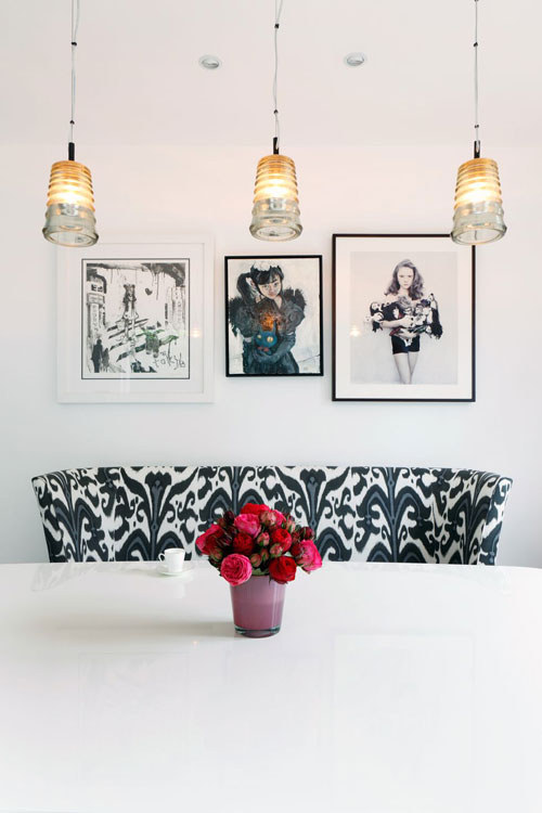 آشپزخانه ای برای کسانی که عاشق طراحی هستند، گروه طراحی دکوراسیون داخلی آترا مشهد