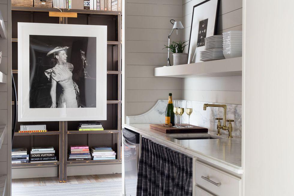 لایه های ظریف در آشپزخانه، گروه طراحی دکوراسیون داخلی آترا مشهد