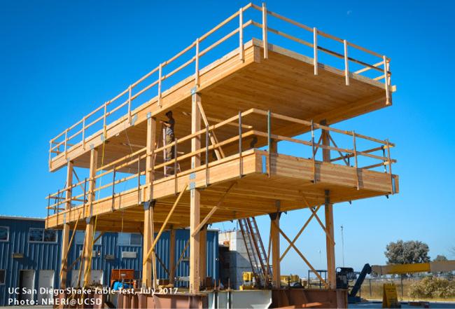 مقاله نسل آینده ساختمان های چوبی، گروه طراحی دکوراسیون داخلی آترا