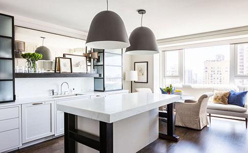 10 روش بازسازی آشپزخانه بسیار زیبا