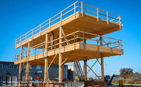 علوم نهفته در نسل آینده ساختمان های چوبی
