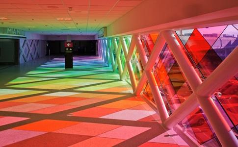 رنگ و نور در معماری و تاثیر آن بر روحیه افراد