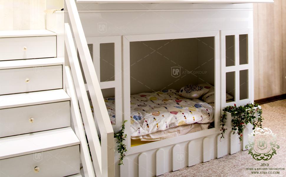 سرویس خواب کلبه کودک