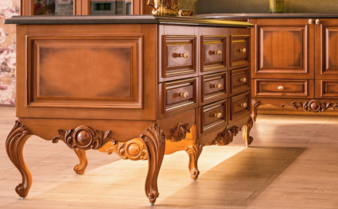 Cleaning MDF and wood furniture